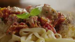How To Make Chicken Milano