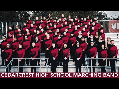 Cedarcrest High School Band Promotional Video