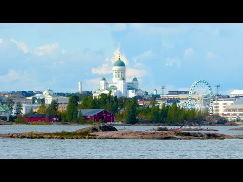 Let's go to Helsinki