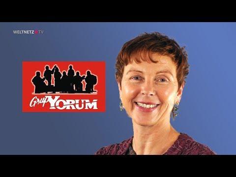 Sabine Leidig: Grup Yorum musiziert für Gerechtigkeit, Freiheit und Frieden