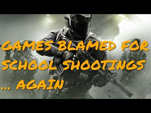 Idiotic Bill Proposes 10% 'Sin Tax' On Violent Videogames To Stop School Shootings