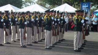 Exhibición Militar Ejército de Nicaragua 2014