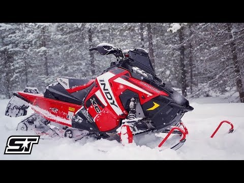 Full Review Of The 2019 Polaris 850 INDY XC 129