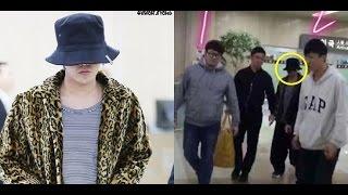 """Hài hước tình huống """"nhận nhầm gà"""" thành G-Dragon của quản lí Infinite - Tin tức của sao"""