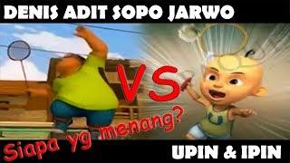ADIT SOPO JARWO VS UPIN & IPIN MAIN BADMINTON, SIAPA PEMENANGNYA?