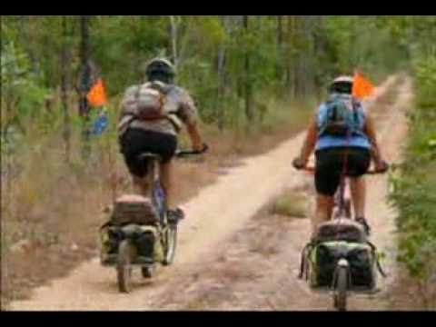 Cape York Along The Old Telegraph Track By Mountain Bike Youtube