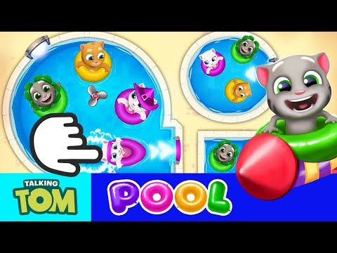 Talking Tom Pool - How to Play Tutorial (Part 1)
