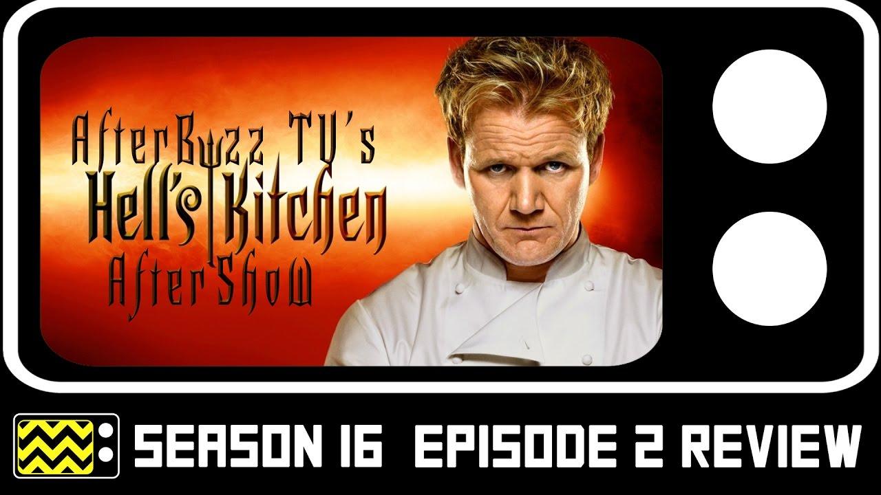 Hell S Kitchen Season 16 Episode 2 Review W Shaina Hayden