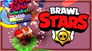THIS is the BEST MAP for BROCK to DOMINATE! Brawl Stars