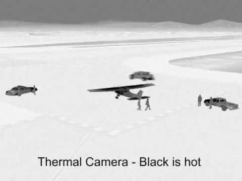 Forward‐Looking Infrared (FLIR) sensor