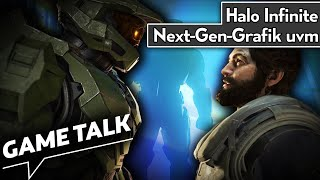Enttäuscht vom Halo Infinite-Gameplay - Wo bleibt die Next-Gen-Grafik? | Game Talk