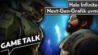 Enttäuscht vom Halo Infinite-Gameplay - Wo bleibt die Next-Gen-Grafik? | Game Talk