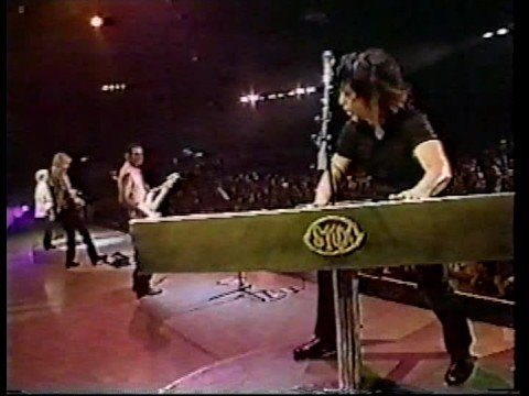 LAWRENCE GOWAN ~ STYX ~ RENEGADE LIVE IN ST. LOUIS!!!!!
