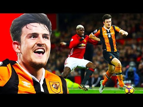 HARRY MAGUIRE | Goals, Skills, Defence | 2016/2017 | Hull City AFC