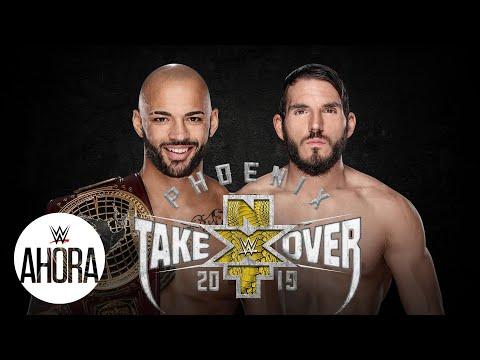 NXT TAKEOVER: PHOENIX, Ricochet enfrentará a Johnny Gargano: WWE AHORA, Ene 22, 2019