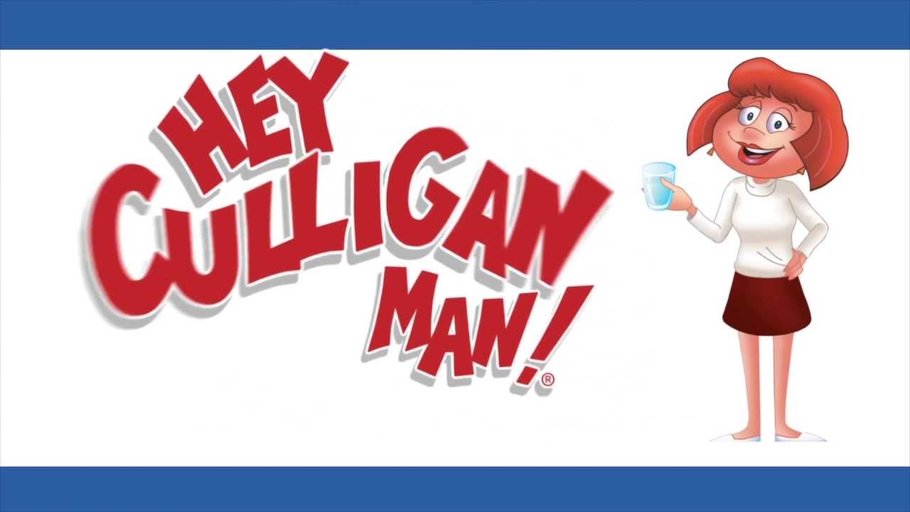 Culligan drinking water system a bottled water company in your kitchen
