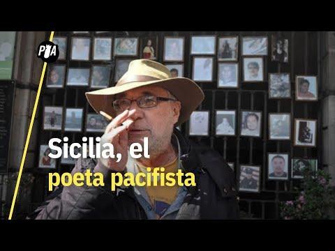 ¿Quién es Javier Sicilia? El poeta, el activista