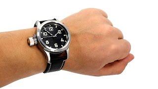 Часы подводника с минеральным стеклом. Обзор товара