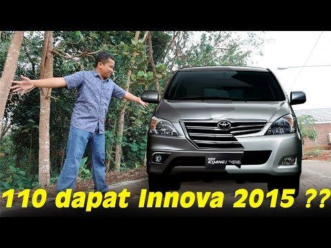 110jt Dapat Grand New Innova 2015