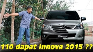 Download Video 110jt Dapat Grand New Innova 2015 MP3 3GP MP4