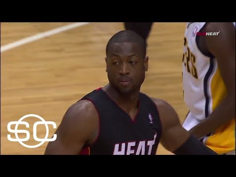 Dwyane Wade's greatest Miami Heat moments | SportsCenter | ESPN Archives