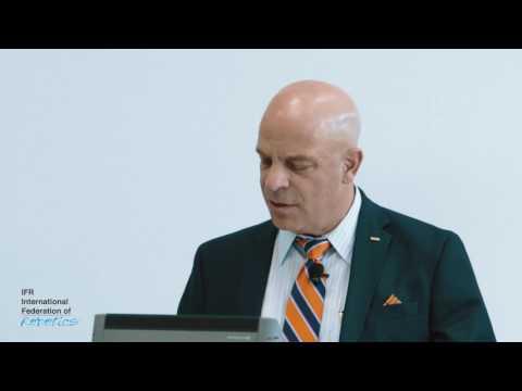 Summary IFR Press Conference on World Robotics Report 2016