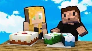 DEGUSTACJA CIAST! - Minecraft SKU FACTORY