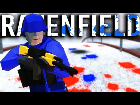 FUN HUGE New Update! New Maps, Vehicles and More! - Ravenfield Gameplay (Kid Friendly Gaming!)