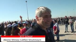 EYT İstanbul Maltepe Mitingi Fuul Çekim part  5