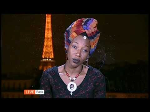 Fatoumata Diawara - Channel 4 News Interview - Mali