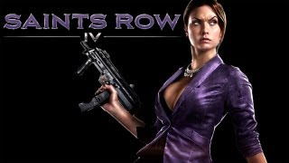 Saints Row IV (4) Character Creation Menu