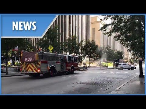BREAKING: Cincinnati reports of active shooter at Fifth Third Bank