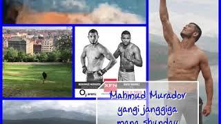 Mahmud Muradovning jang oldidan mashg'ulotlari!