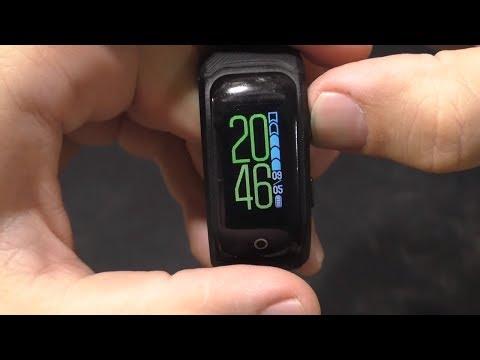 Зачем GPS в Makibes G03 или Mi Band лучше?