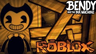 Charity Livestream | Bendy and the Ink Machine & More! [ROBLOX]