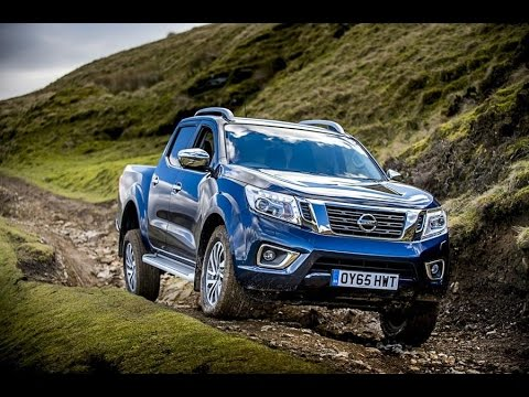 2017 Nissan Navara Np300 Review Has Brought Its Third Generation