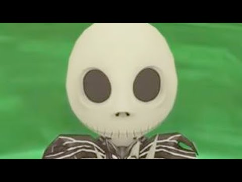THE NIGHTMARE BEFORE CHRISTMAS   Kingdom Hearts 1.5   Gameplay ᴴᴰ