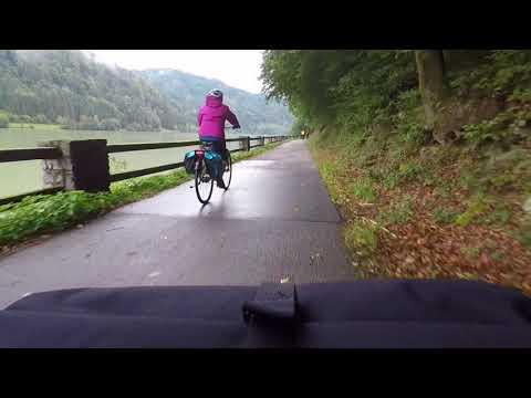Danube Bike Tour - Schlogen to Linz Day 2