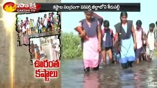 Sherupally Village People Facing So Many Problems in Wanaparthy District