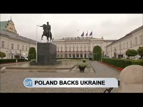 Poland Backs Ukraine: New Polish government supports Ukraine's European choice