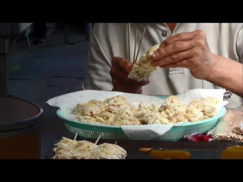 Hong kong street food chinese fish balls made cooked and for Chinese fish balls