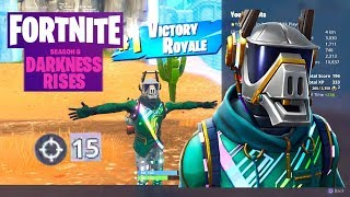 DJ Yonder, 2e saison de Skin 6 - Fortnite Battle Royale Meilleurs moments #2
