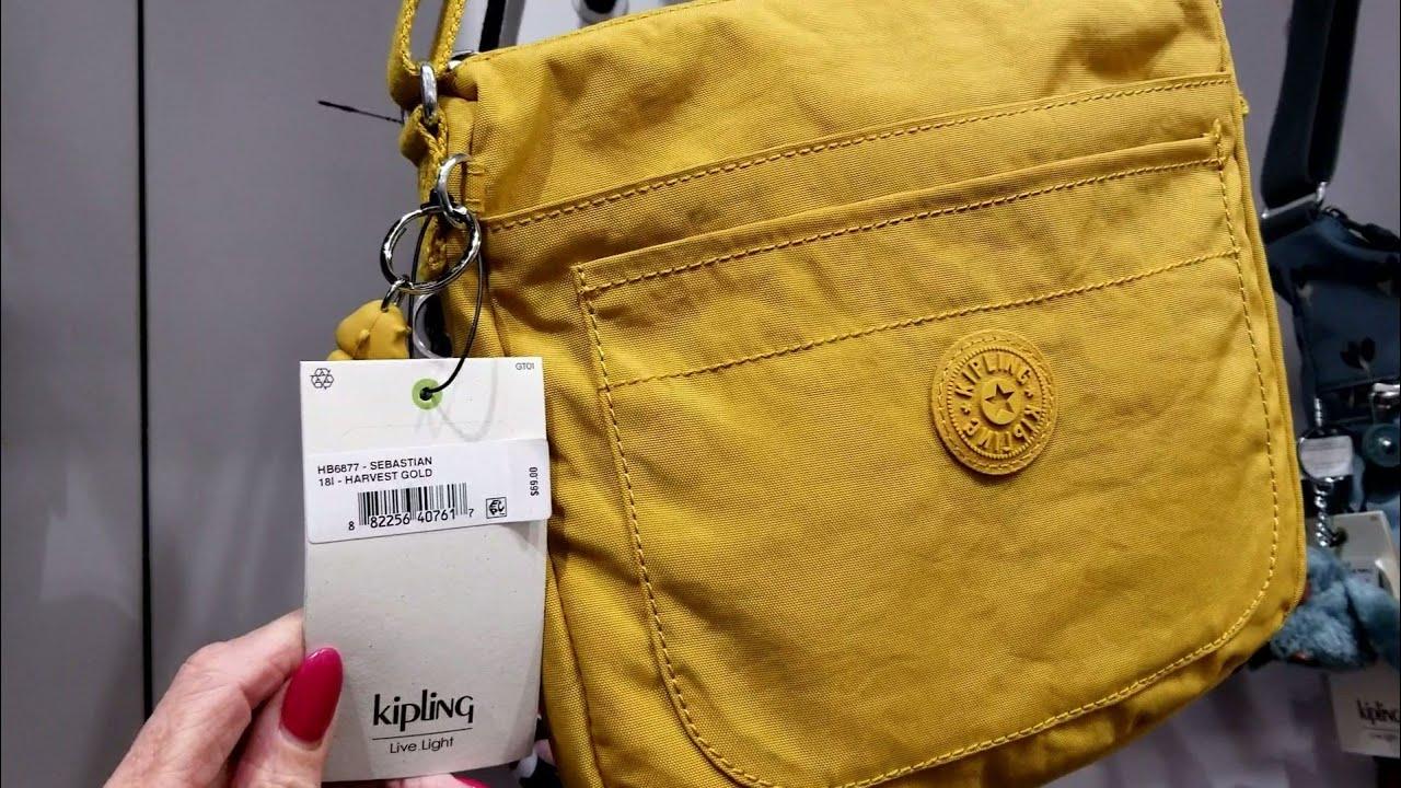 Kipling Outlet ~ Shop with Me!