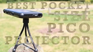 Best Mini Portable Projector - APEMAN M9 Pocket Projector - Unboxing and Review (HD)