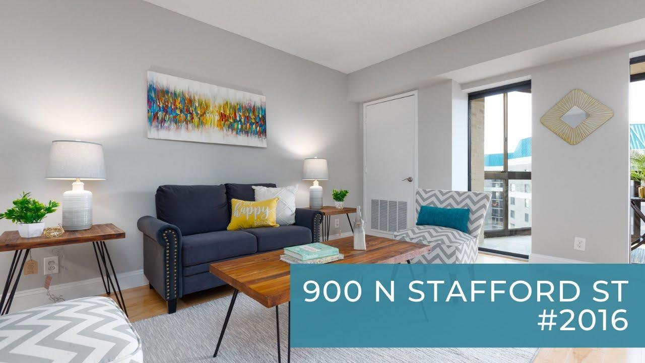900 N Stafford St #2016, Arlington VA 22203 | Condo for Sale | The Davenport Group
