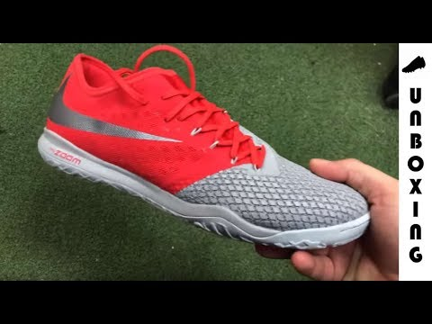10a43ff966aa Nike ZOOM Hypervenom 3 PRO IC AJ3804-060 - YouTube