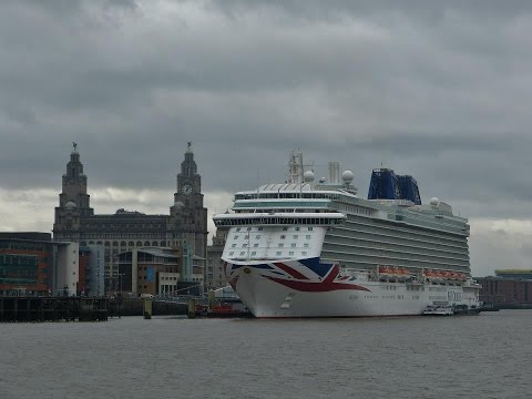 'AROUND the BRITISH ISLES CRUISE' aboard