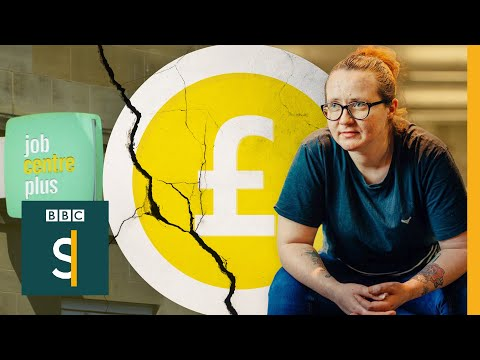 """Got Myself Into One Big Mess"" - Universal Credit Documentary ¦ BBC Stories"