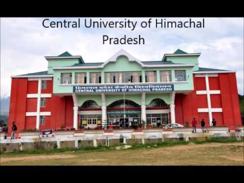 Top 10 universities in Himachal Pradesh | 2016