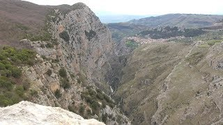 Civita e il Giro dei Due Ponti